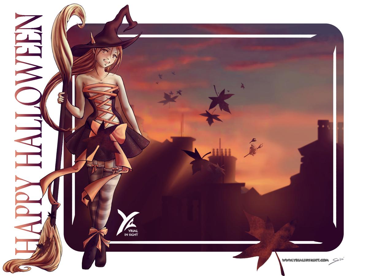 Sortir du Cadre pour Halloween