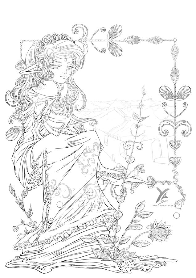 """encrage d'illustration """"Sortir du Cadre"""""""