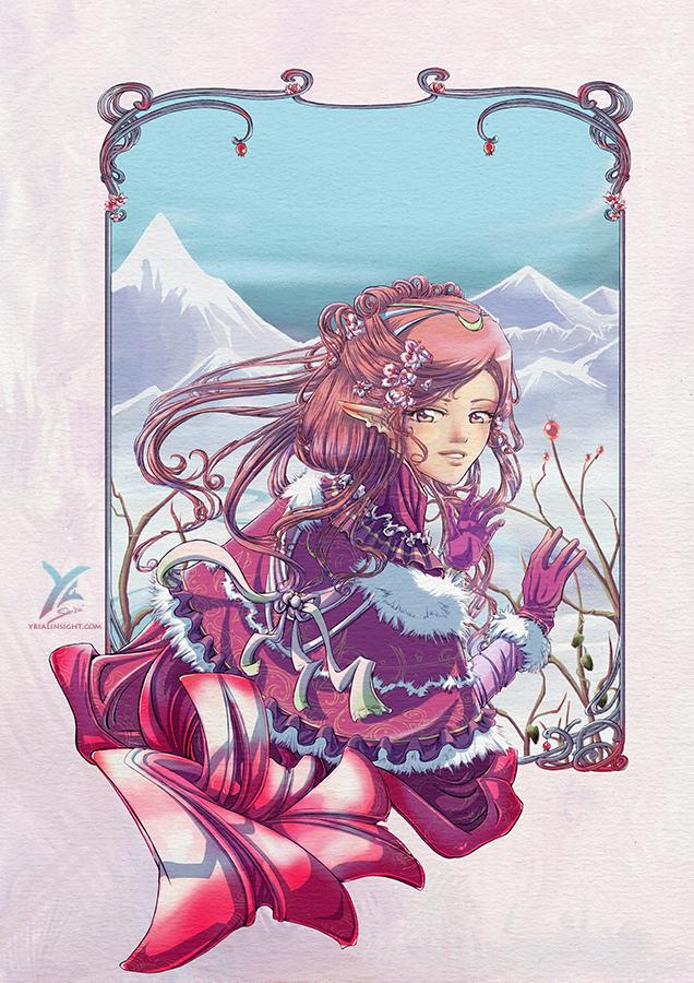 Cœur en Hiver - Winter's Heart