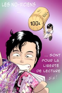 Liberté de Lecture [City Hunter]