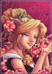 Neko Girl and Princess Maxilia