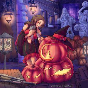 Halloween 2010 : taille-citrouille