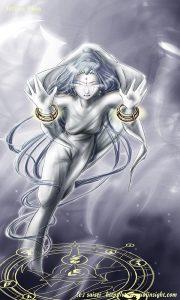 Phéa, Entité Psionique [Inflow]