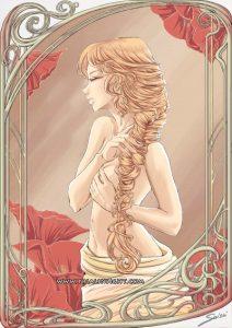Valentine…and Fanart ^.^