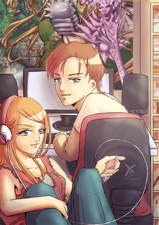 Teens At Home