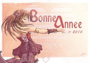 Bonne Année 2010 ! Happy New Year 2010 !