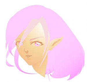 First Avatar with Illustrator ! / Premier Avatar sous Illustrator !