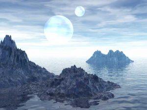 3D Landscape : Mystique