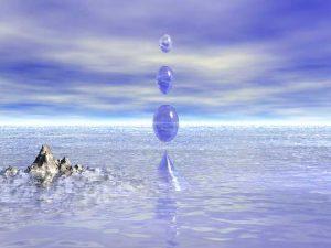 3D Landscape : Blue Dream