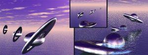3D Landscape : Sea-Landing