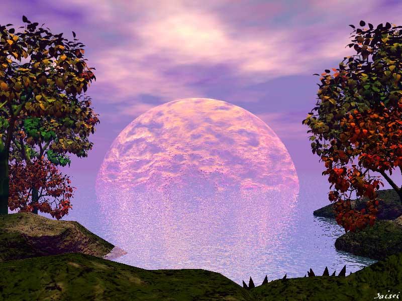 3D Landscape : Waterborne