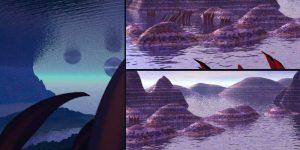 3D Landscape : Under Water