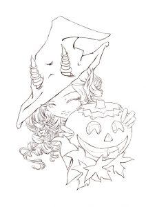 Halloween 2008, Lined