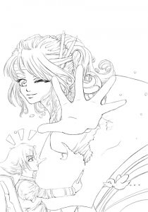 Line Affiche Atelier Manga 03