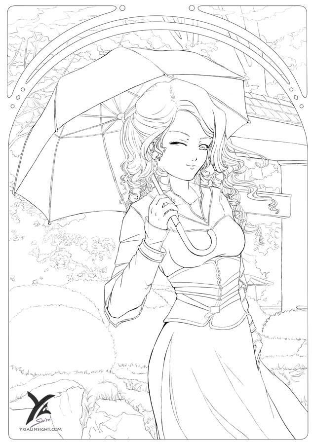 Umbrella / Parapluie
