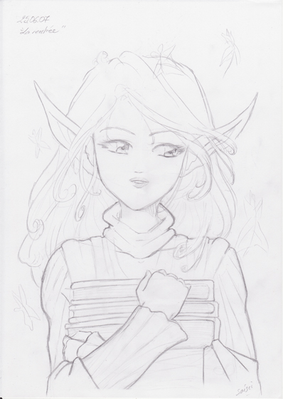 School-Girl / School-Elf