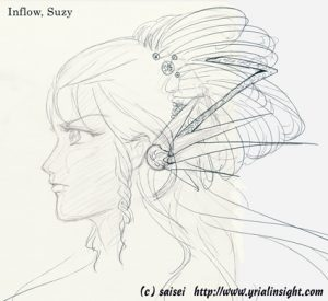 Sketch of Suzy [Inflow]
