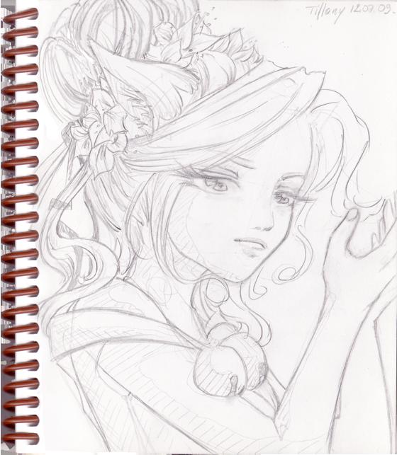 Sketch-Tiff02-NekoGirl
