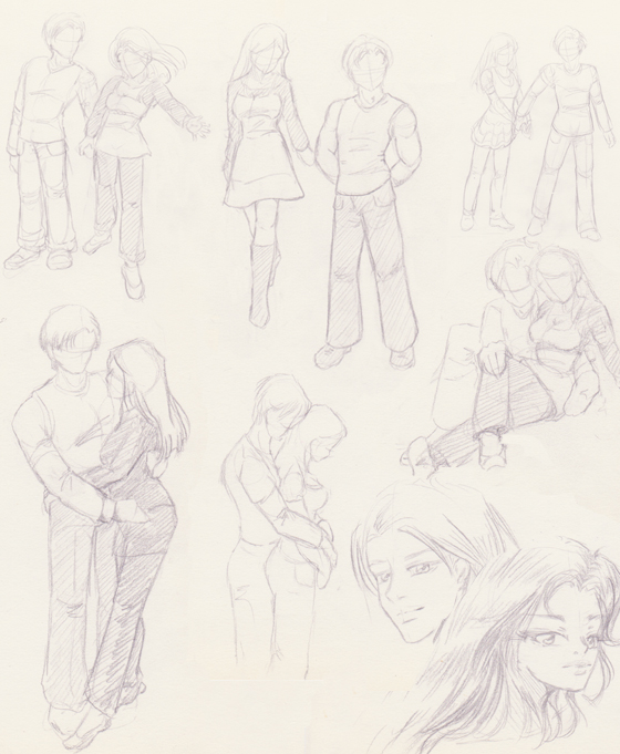 Sketch-couples