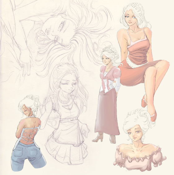 Sketch-tenues-femme
