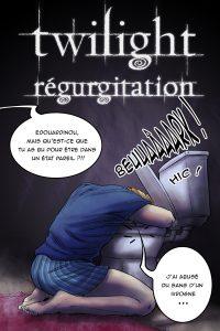Parodie sur Twilight