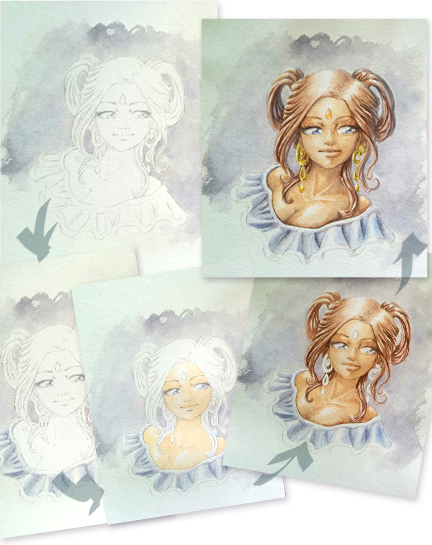 news-2015-08-02-aquarelle-brunette-bleue-saisei-stepbystep