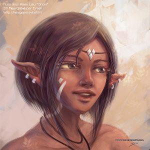 Nora - Aleim | jeu Orion dans la BD New Game