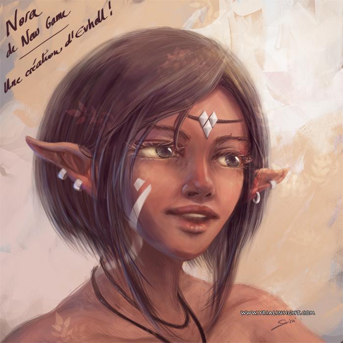 Nora - création d'Evhell