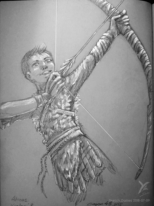 Sketch Dailies - dessin quotidien