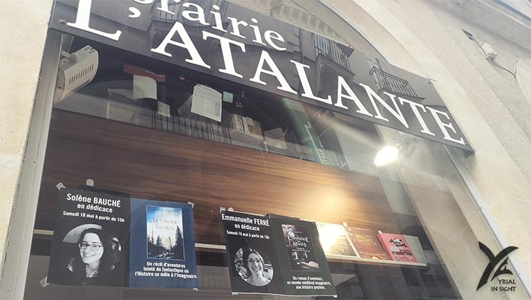 Librairie L'Atalante à Nantes