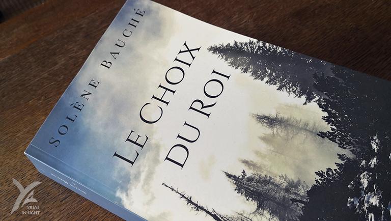 Le Choix du Roi - premier roman de l'auteure Solène Bauché